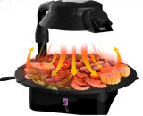 Home Appliance Hot Sale 800W Indoor Electric Grill (ZJLY)