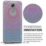 Modelo de flor IMD TPU para Huawei 6c