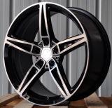 A polegada -26 do cromo 12 do vácuo roda F86190 -- 2 bordas da roda da liga do carro