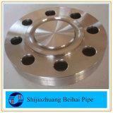 Bride B16.5 de commutateur de l'ajustage de précision de pipe d'acier du carbone A182f11 150#