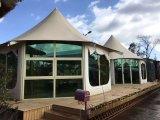 Подгонянный водоустойчивый роскошный шатер сафари для сбывания
