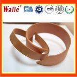 El bronce PTFE cargado el anillo de desgaste