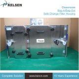 Salle blanche de RPT Bag-in/sac-hors zone de remplacement du filtre HEPA