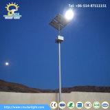 indicatore luminoso di via solare 36W con altezza di 6m Palo