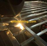 Painéis de alumínio industriais da cerca de piquete