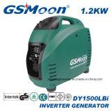 4 Tempos 1.2kVA 230V gasolina digitais portáteis Gerador do inversor