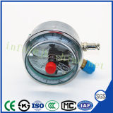Manometro elettrico resistente ai colpi del contatto di alta qualità