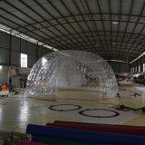 Abdeckung-Haus-aufblasbares transparentes Partei-Zelt