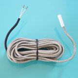 Cable térmico de goma de la alta calidad de PVC/Silicone para la industria fría