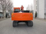熱い販売の掘削機ローダーのクローラー150機械車輪の田舎