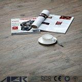 Lvp de alta calidad ecológica del suelo, haga clic en pisos de vinilo vinilo resistente al agua, suelos de parqué