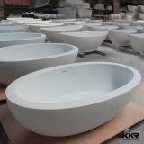 Bañera libre superficial sólida tamaño pequeño de Kkr para la venta