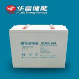 batteria profonda del gel di uso dell'UPS della batteria del ciclo di 2V 800ah