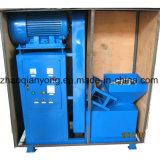El aserrín de madera de cáscara de coco máquina de fabricación de briquetas de biomasa