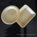 Mousse écologique PLA bac pour l'emballage alimentaire
