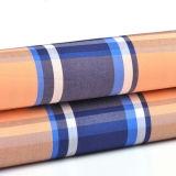 Het Denim van de Kleurstoffen van de indigo kijkt de Geweven Stof van het Overhemd voor Bovenkanten