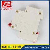 Свободно образец для того чтобы испытать солнечные автоматы защити цепи миниатюры AC MCB Dz47-63 1-6A 10-32A 40-63A 2p MCB системы DC PV