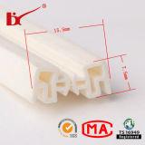 Boa qualidade tiras de orla de borracha de silicone para equipamento eléctrico
