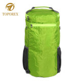 Sacchetto impermeabile dei bagagli di corsa di svago dello zaino tenuto in mano pieghevole della spalla