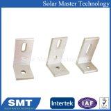 L-Piedi di alluminio per il montaggio del tetto dell'aggraffatura - sistema della parentesi