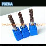 Ferramentas de carboneto de Preda HRC65 para o metal no estoque