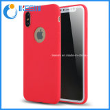 Geleia de Cores Doces TPU caso borracha macia para iPhone8/8 Plus Celular para iPhone x