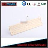 Certificação CE personalizados da placa de aquecimento em cerâmica