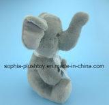 Jouet d'éléphant en peluche doux