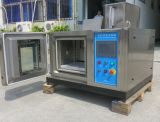 実験室のゴム製企業のためのハイ・ローBenchtopの環境試験区域