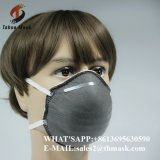 Респиратор от пыли стороны смога черного Nonwoven вздыхателя Niosh N95 4ply анти-