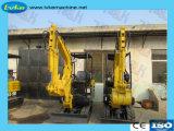 1,8 tonne de la Chine nouvelle conception Digger mini-excavateur/petite pelle