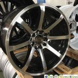 De Randen 4/5/8/10*100/114.3 van het Wiel van de Legering van het Aluminium van de Toebehoren van de Auto van Panama 16*8j