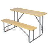교실 가구 두 배 학생 책상과 의자는 놓는다 (SF-124D)