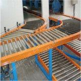 Transportadores de rodillo manuales retractables flexibles