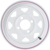 (4-100) стальная оправа колеса трейлера 14X6