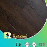 12mm E1 AC3 Eir HDF lamellenförmig angeordnetes Vinylhölzerner Bodenbelag