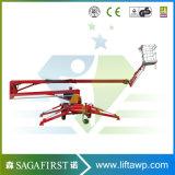 La ISO del CE arma a recogedor de articulación móvil plegable de la cereza para el alquiler
