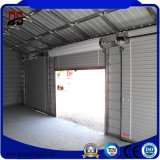 La Chine a préfabriqué les constructions en acier de structure matérielle faite sur commande pour le garage