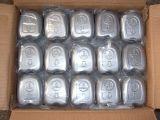Metal Supermarekt Carrito de Compras de bloqueo de la moneda para carro de compras