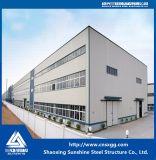 Struttura d'acciaio fabbricata calda dell'ampia luce di vendita