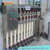 Malaxeur pour la machine de développement d'enduit de poudre à Qingdao