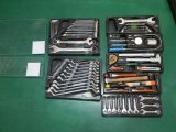Proteção plástica do picosegundo que empacota para ferramentas