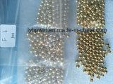 Sfera all'ingrosso del tungsteno, sfere della scanalatura del tungsteno, branelli del tungsteno con l'alta qualità