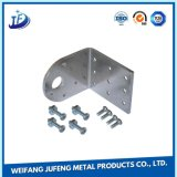 Les pièces métalliques en acier inoxydable de timbre de l'Estampage à la galvanisation
