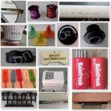 Fibra de marcadora láser compacto Mini 20W 30W láser de fibra de metal Joyería en acero inoxidable de máquina grabador láser