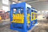 Bloque concreto hidráulico automático del ladrillo Qt8-15 que hace la máquina