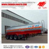 18 Cbm Aanhangwagen voor Zwavelzuur Transporte en Opslag