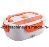 Caixa de almoço elétrica portátil /Plastic do aquecimento 2017 e caixa de aquecedor de alimento do aço inoxidável/almoço de Bento
