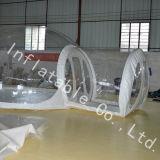 Aufblasbares sehr großes Luftblasen-Zelt/aufblasbarer Produkt-Arbeitsweg-im Freienzelt