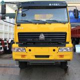 8X4トラックをひっくり返すSinotruck HOWOのブランド40tonのダンプカーのダンプのダンプ